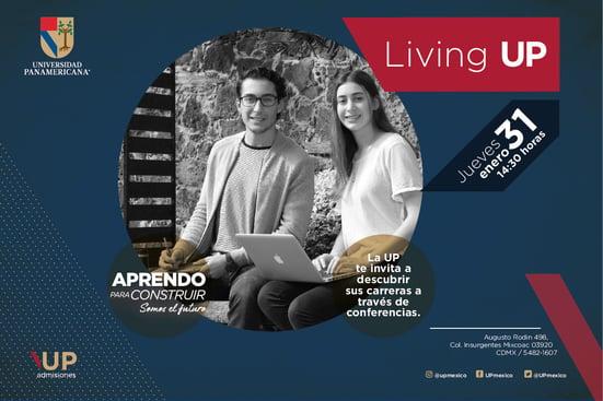 Living UP 2018 Postal Ene 31 Frente (1)