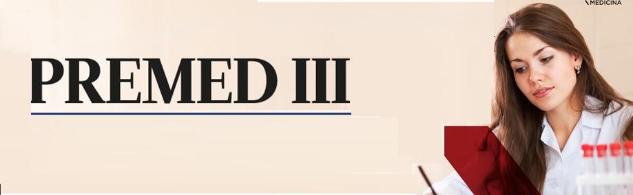 premed-III